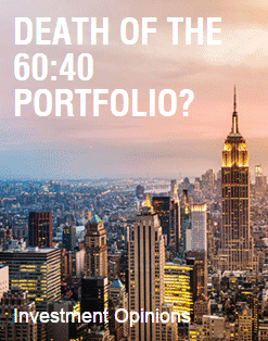 Death Of The 6040 Portfolio